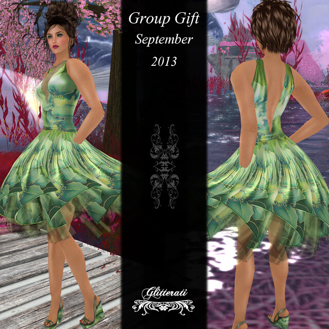 Glitterati By Sapphire - FabFree Designer of The Day