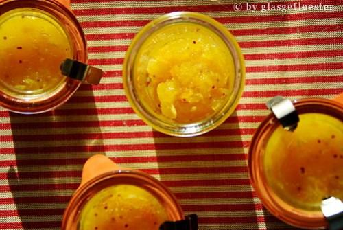 Apfel Meerrettich Aufstrich by Glasgefluester 4