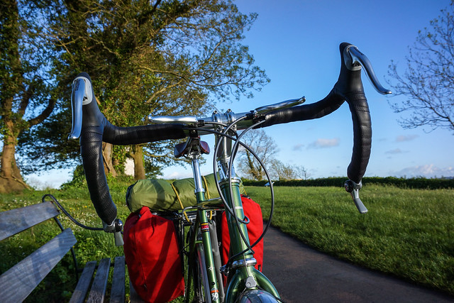 Ridgeback Expedition: handlebars