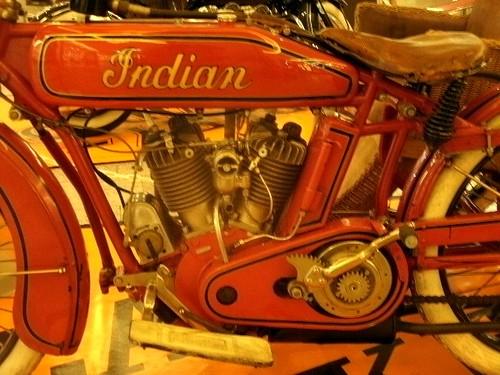 Harley Davidson Indian 3