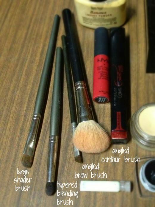 Necessary Brushes