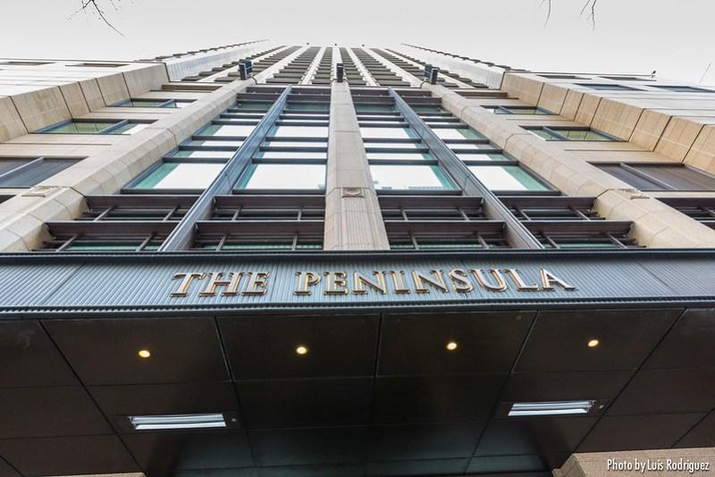 Hotel de lujo The Peninsula en Tokio