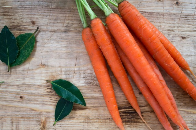 Carrots and Bay Leaves