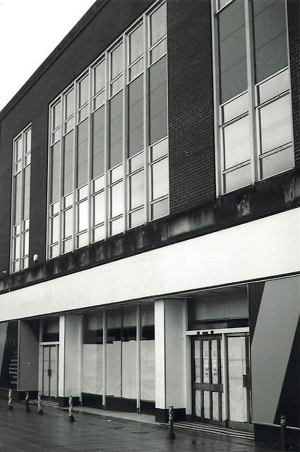 Former Marks and Spencer store, Warrington Street, Ashton-under-Lyne