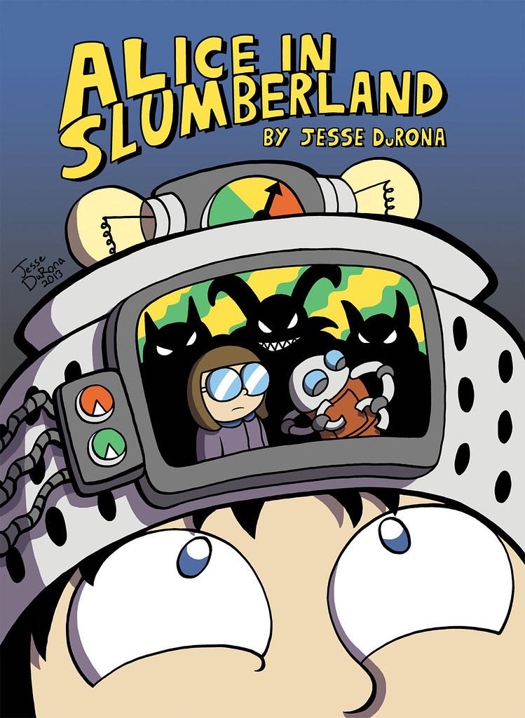 Cover - Alice in Slumberland