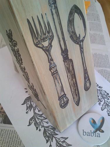 soporte para cuchillos by alialba