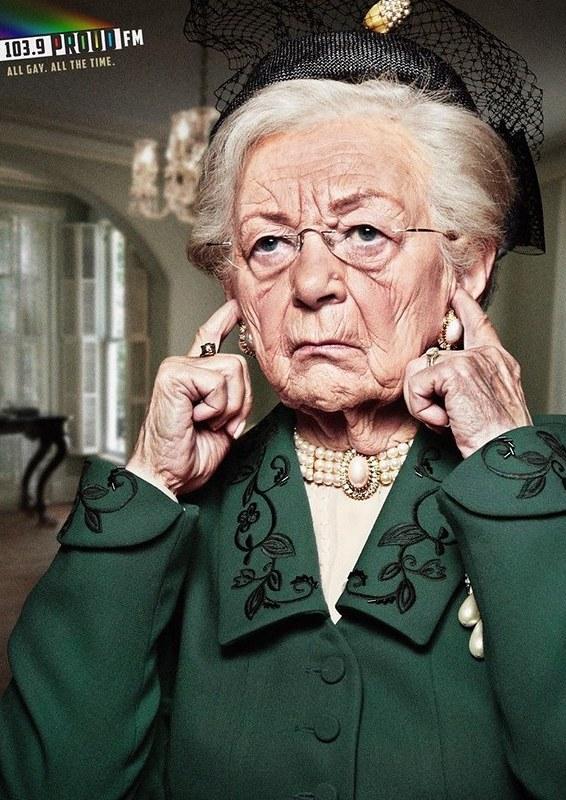 Proud FM - Old lady