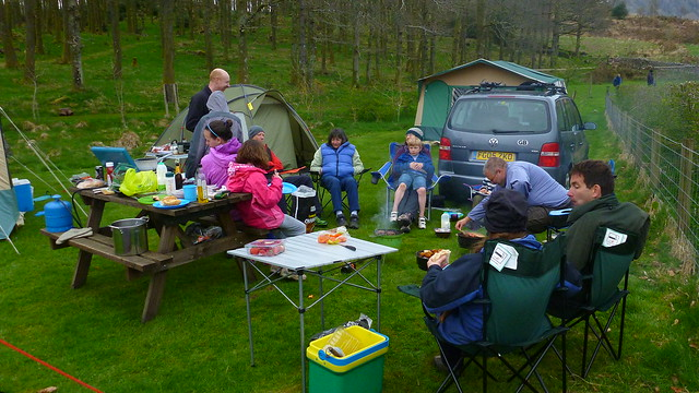 Church Stile Campsite