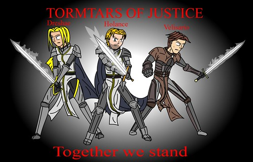 Tormtars of Justice