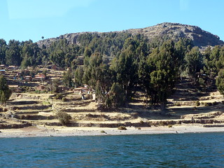 Lago Titicaca - Isla Amantaní