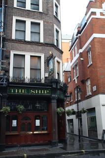 Britpop London: The Ship