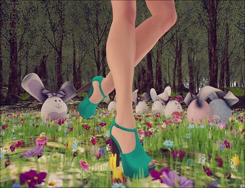 Style - Hiya, Bunnies!