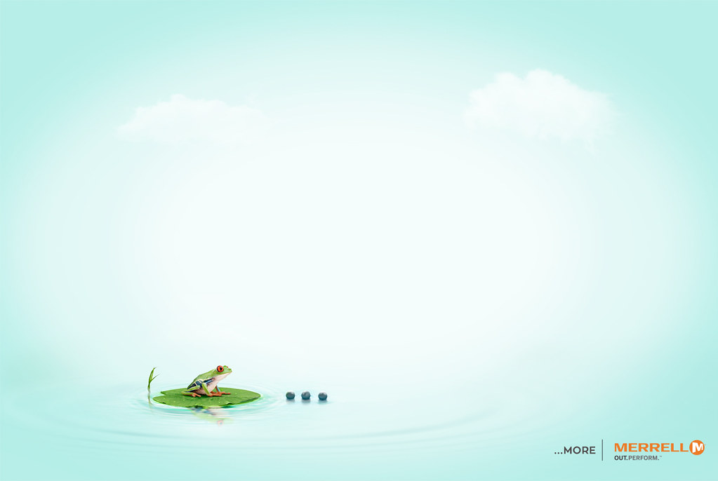 Merrell - Minimal Frogg