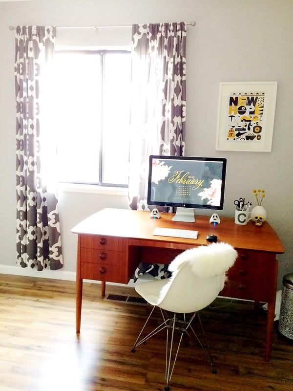Current Office Setup