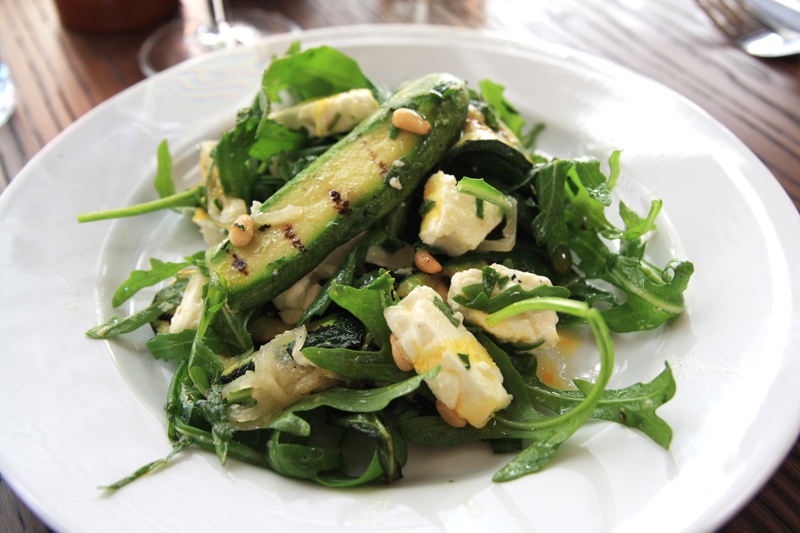 Beagle - Courgette Salad