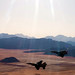 Jordanian F-16 & Pakistani Mirage
