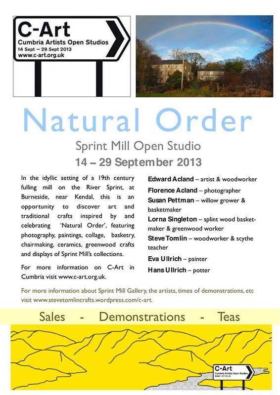 C-Art Sprint Mill 2013