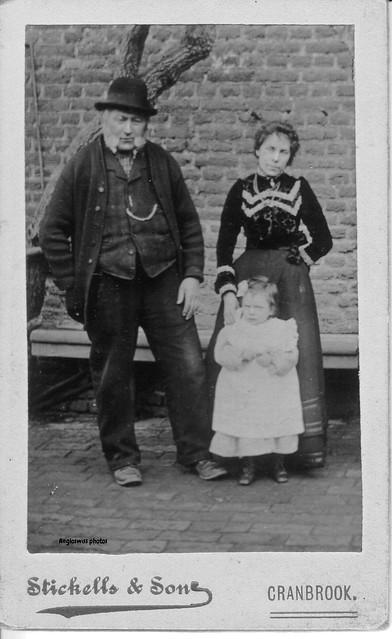 Jason & Emily Baldock with my grandmother