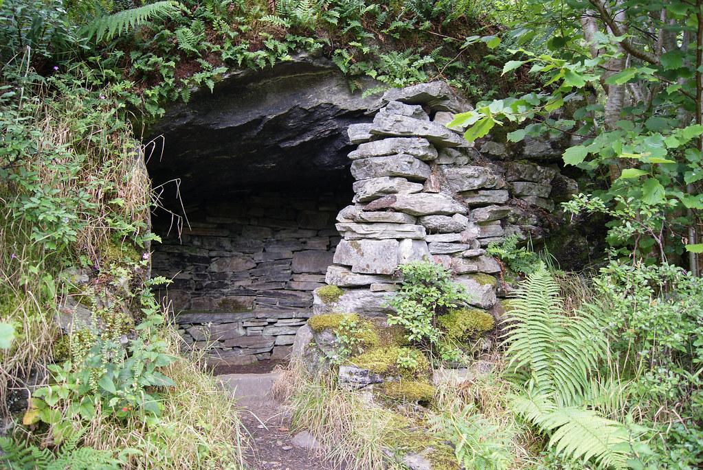 Abri en pierre