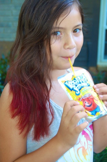 Sipping on Kool-Aid
