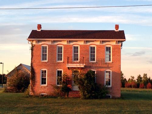 Old house, Hamilton County