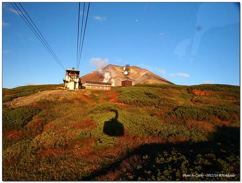 [日本-北海道]楓旅行之第一道楓紅在旭岳~纜車篇 @ 凱西的一步一腳印~勇闖天涯去 :: 痞客邦