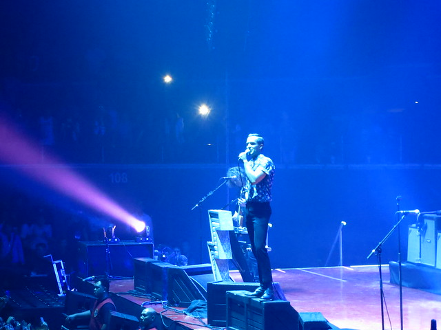 The Killers in Manila 2013