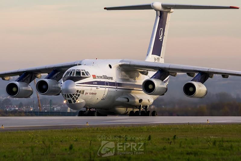 TransaviaCargo Export Ilyushin Il76-TD
