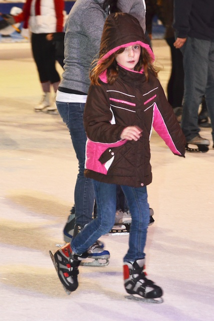 Caitlin Skates #2