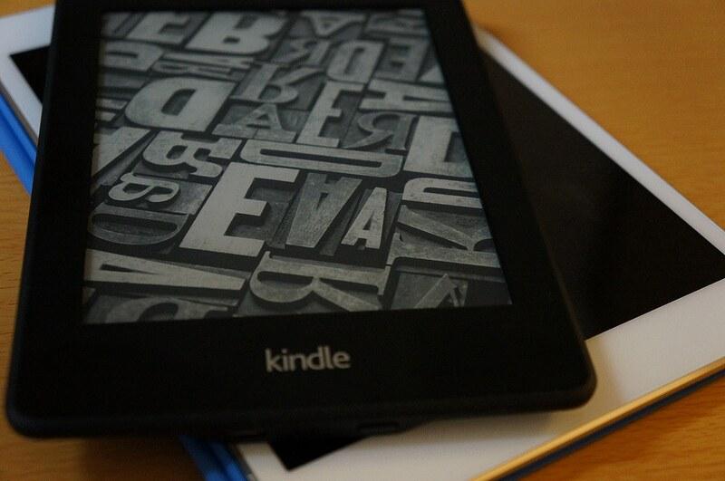 Kindle and iPad mini