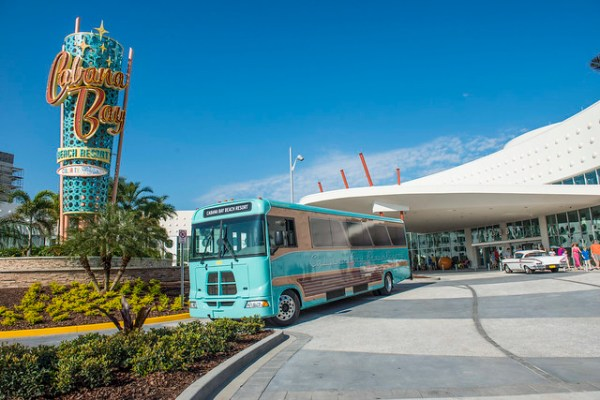 Universal Orlando's fourth on-site hotel, Universal's Cabana Bay Beach Resort is now open! The retro-inspired hotel features incredible amenities for endless family fun including a 10,000 sq. ft. zero-entry pool with iconic dive tower waterslide, 10-lane