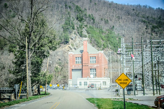 Waterville Power Plant