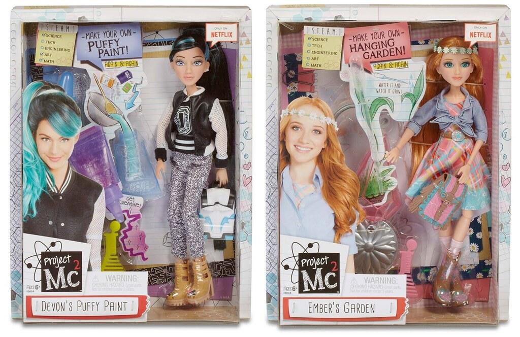 Project Mc2 Core Doll Devon Dmarco