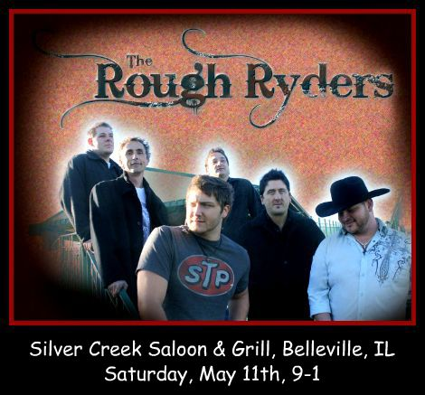 The Rough Ryders 5-11-13