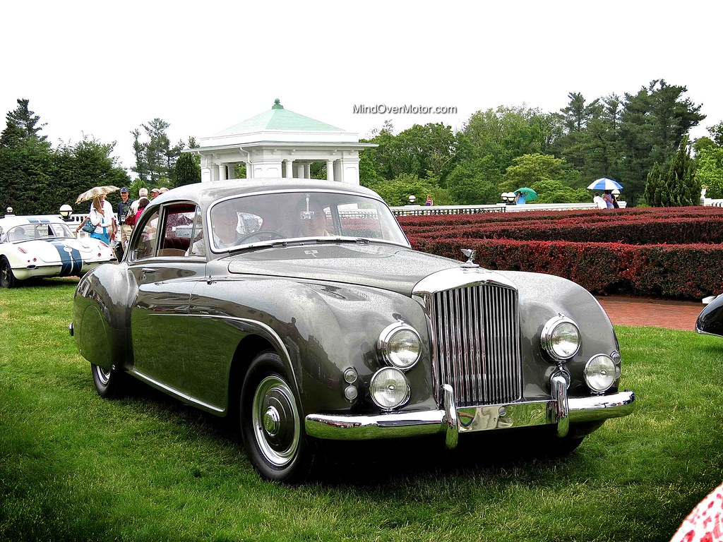 1952 Bentley R Type Continental