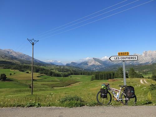 DAY28: Valbonnais to Le Petit Vau, Alps