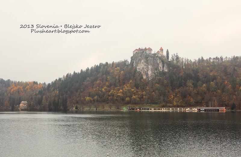 ‧欣匠 欣匠‧: 斯洛維尼亞 Blejesko Jezero ‧ 布萊德湖 沒有極限