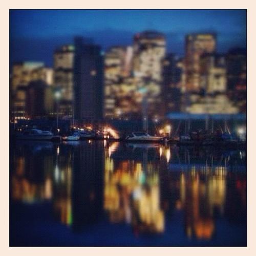 Vancouver Reflection by @MySoDotCom
