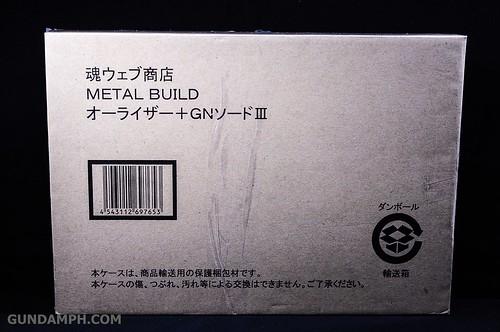 Metal Build 00 Gundam 7 Sword and MB 0 Raiser Review Unboxing (91)