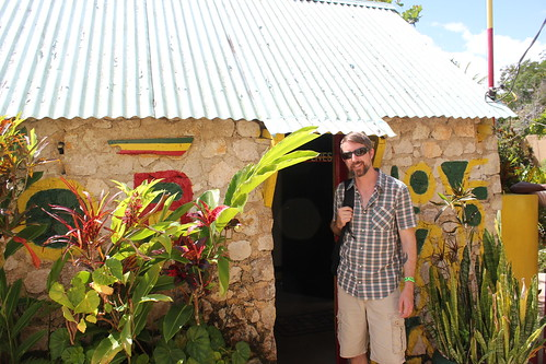 20131031. Bob Marley's home when he was a wee babe.