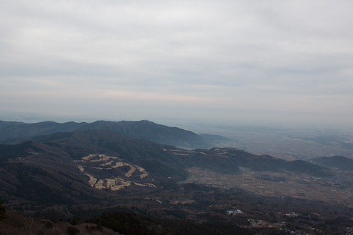 Vista desde la cima