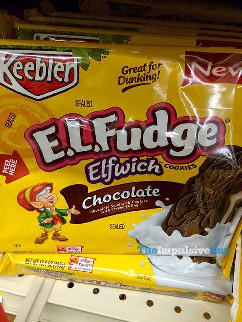 Image result for E L fudge and chocolate cookies
