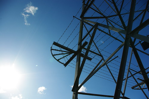 20120219-24_Silhouette of Electricity Pylon (Detail) by gary.hadden