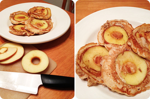 Baked Apple Pancakes by intraordinary
