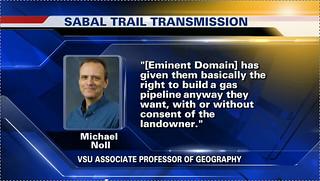 Eminent domain --Michael G. Noll, VSU Ass. Prof. of Geography