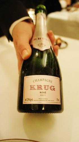 Champagne: Krug Rosé