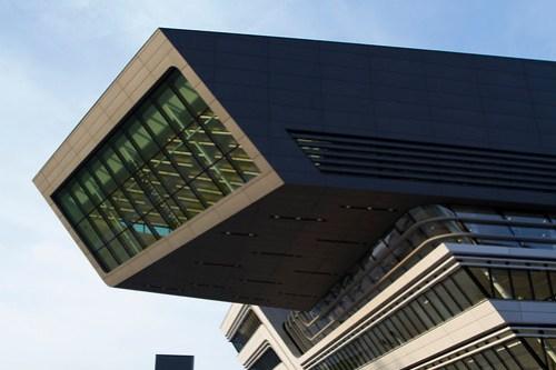 Zaha Hadid - University of Economicy
