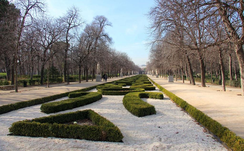 7. Paseo de las Estatuas. Autor, B. Iru Pérez