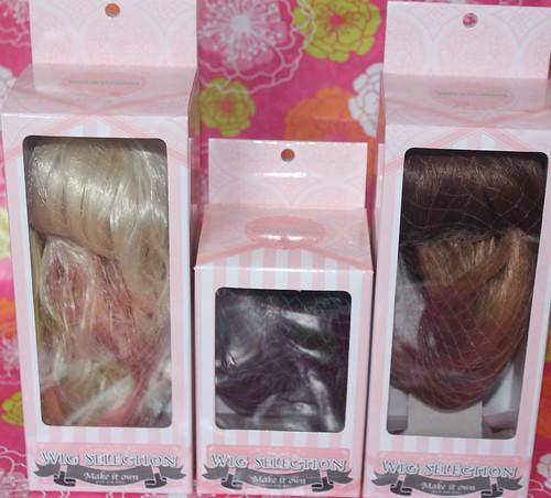 MIO wigs
