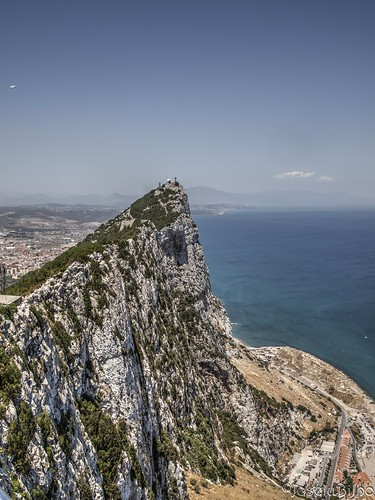 El Peñón. Gibraltar. The Rock by JoseluBilbo.